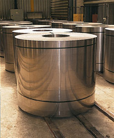 CRNS Coils, CRNS Strips, CRNS Sheets, CRNS Steels Manufacturer, Exporter, Supplier From Ahmedabad, Gujarat, India