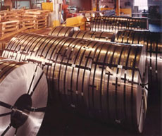 CRFH Coils, CRFH Strips, CRFH Sheets, CRFH Steels Manufacturer, Exporter, Supplier From Ahmedabad, Gujarat, India